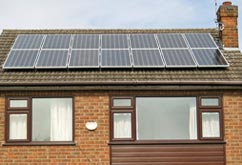 Solarone PV solar panel installation picture 1